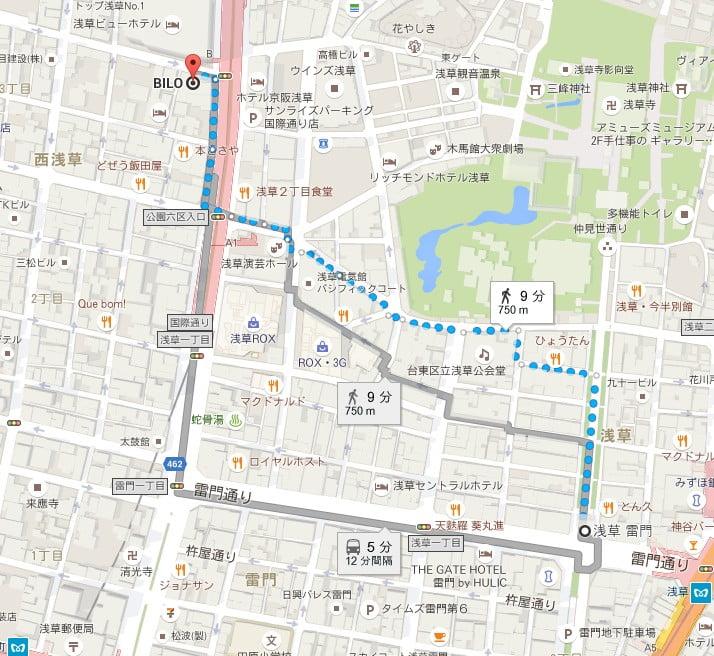 サンライズパーキング浅草国際通り店 (2)