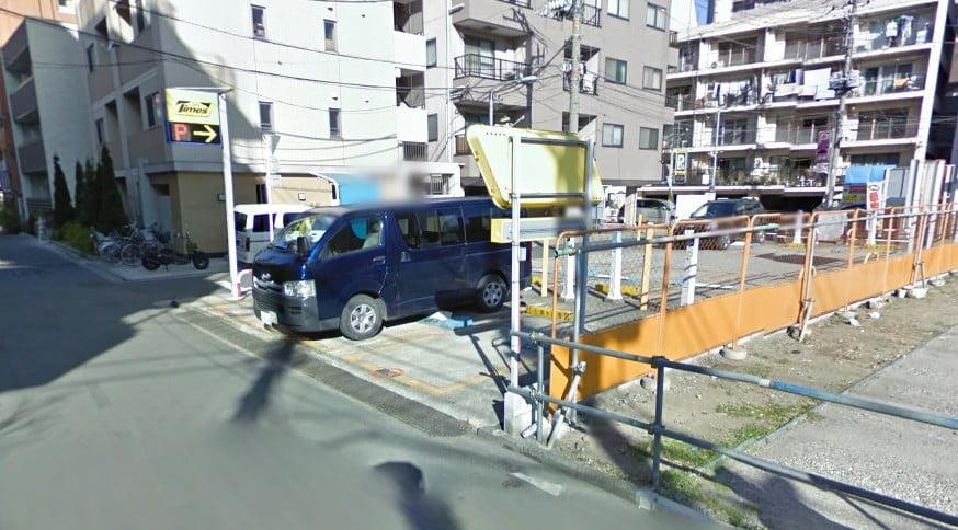 タイムズ浅草第11駐車場