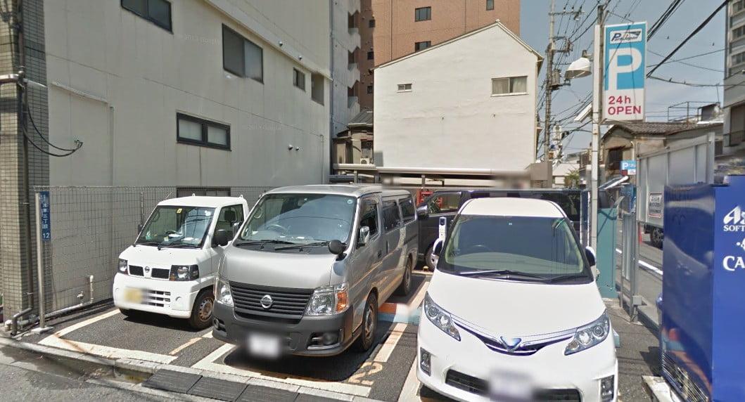 パークジャパン浅草第1駐車場