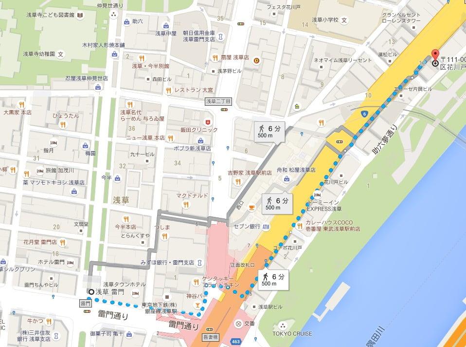 三井のリパーク花川戸1丁目第2 (2)
