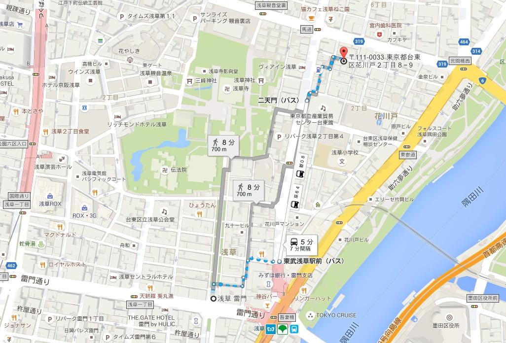 三井のリパーク花川戸2丁目 (2)
