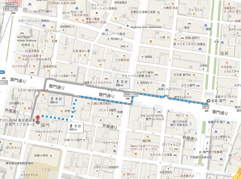 三井のリパーク雷門1丁目 (2)
