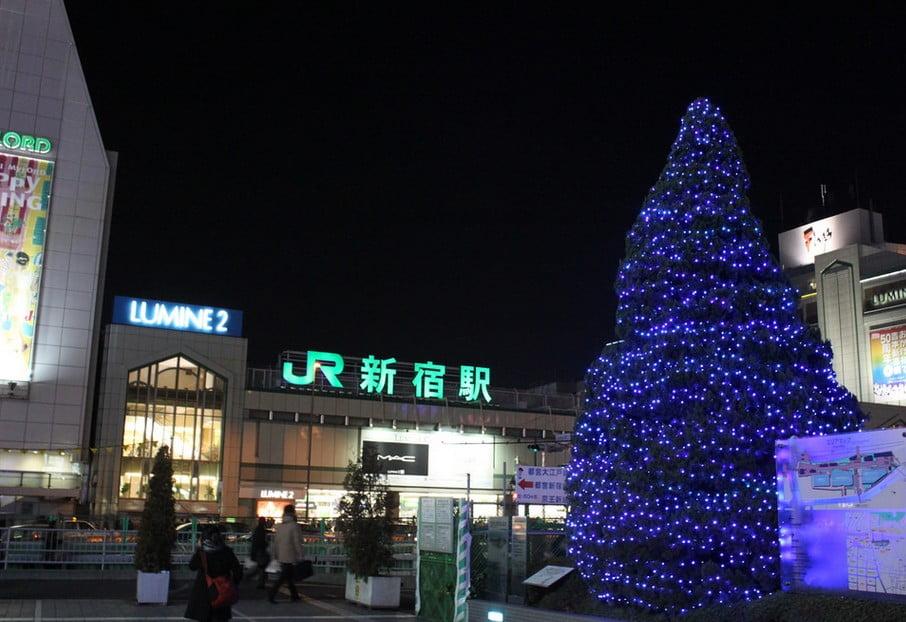 新宿駅から浅草寺(浅草駅)までのアクセス・行き方「電車」