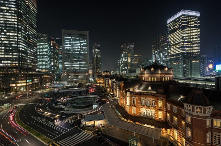 東京駅から浅草・浅草寺(雷門)までのアクセス・行き方「電車・バス・タクシー」