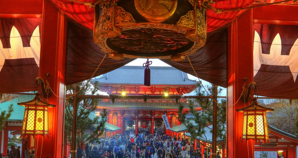 東京 浅草・浅草寺の「元旦・正月三が日(年末年始・初詣)」の混雑状況と混雑回避方法