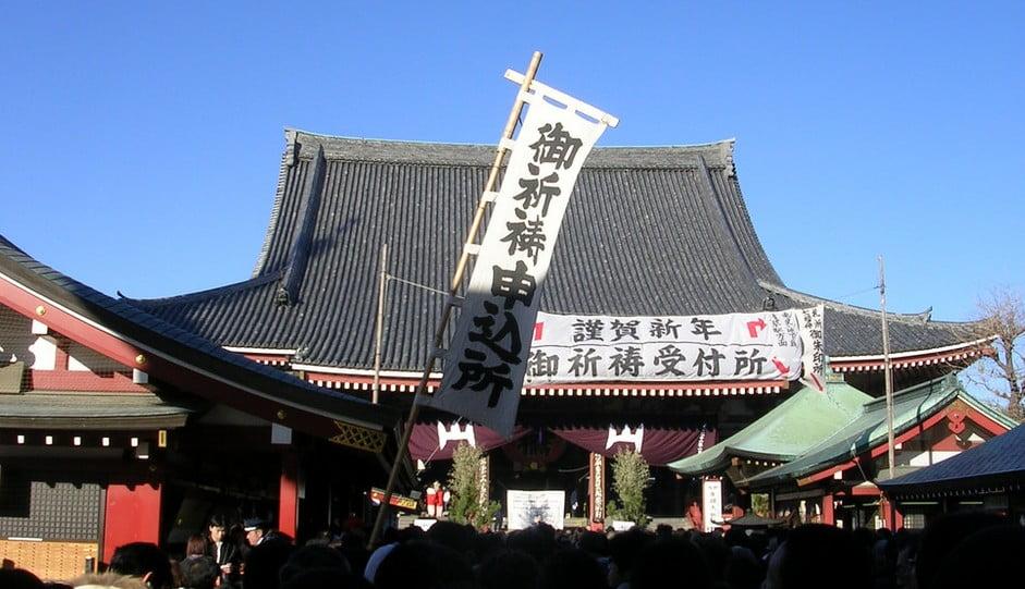 東京 浅草・浅草寺の普段の混雑状況と混雑回避方法