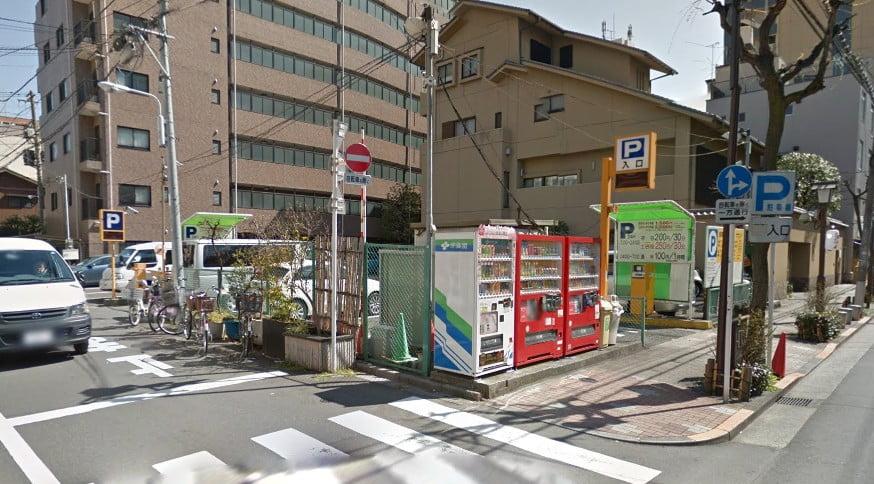 浅草柳通り駐車場