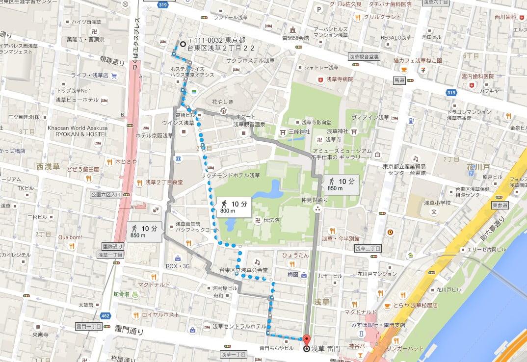 Mr.P浅草第1駐車場 (2)