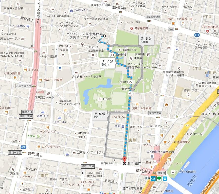 TOBU PARK浅草第4駐車場 (2)