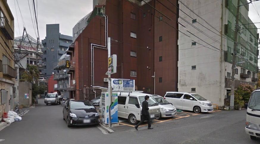 TOBU PARK浅草第4駐車場