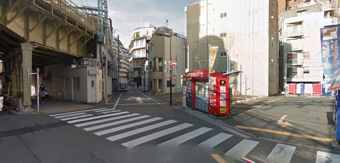 ・ナビパーク花川戸第3駐車場前
