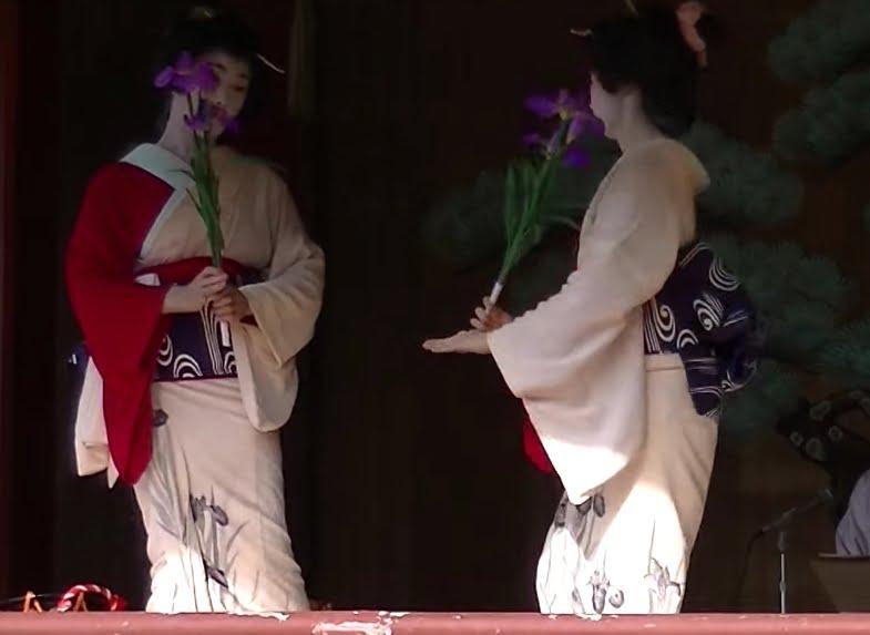 浅草・三社祭・奉納舞踊01