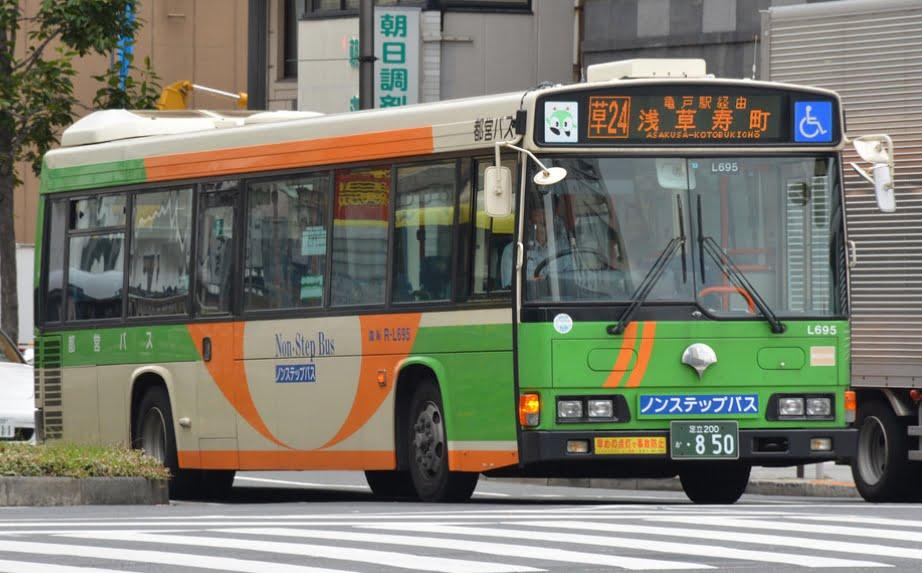 浅草・都バス