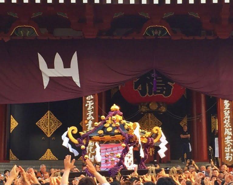 浅草神社・三社祭