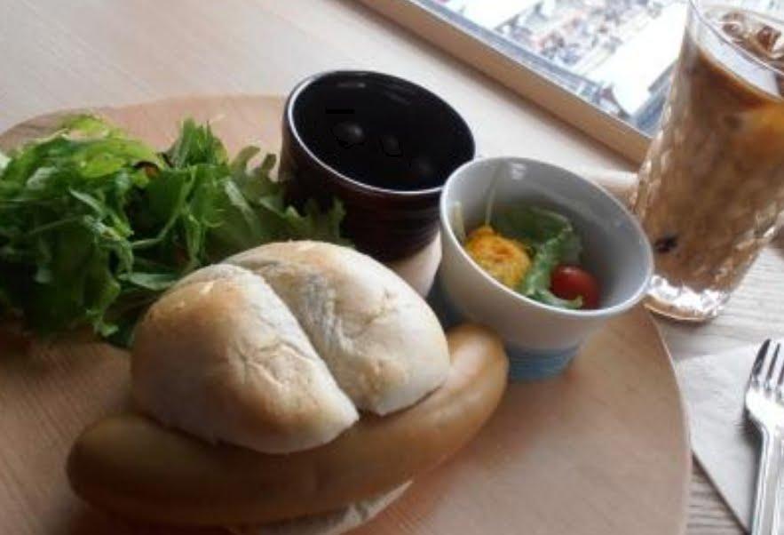 浅草文化観光センター・カフェ