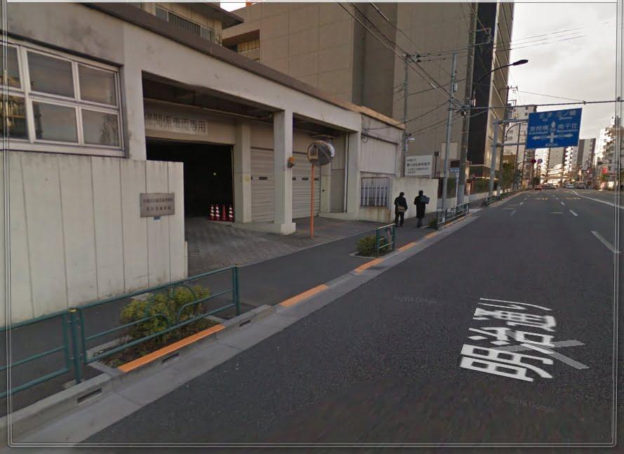 浅草文化観光センター 清川駐車場