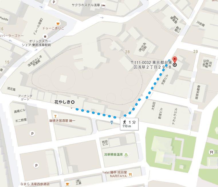 浅草花やしき駐車場01