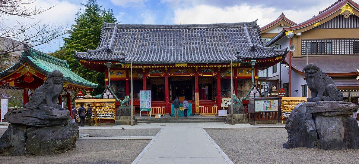 浅草神社・本殿