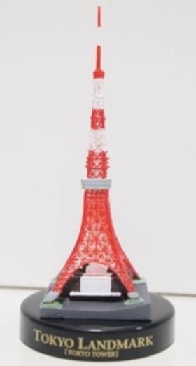 東京スカイツリー・ガチャガチャ「東京タワー」