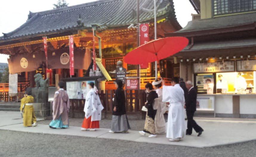 浅草神社deno
